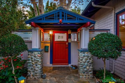 211 W Walnut Ave, San Diego, CA 92103 - #: 190013125