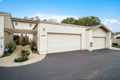 5645 Lake Murray Blvd B, La Mesa, CA 91942 - MLS#: 190013129