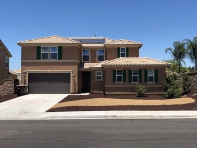 37273 Whispering Hills Dr, Murrieta, CA 92563 - #: 190013225