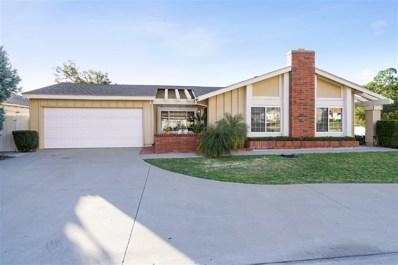 10671 Montego Drive, San Diego, CA 92124 - #: 190013301