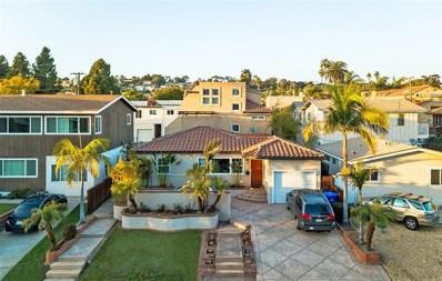 1814 Diamond St, San Diego, CA 92109 - #: 190013347