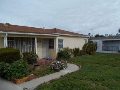5536 Encina Dr., San Diego, CA 92114 - #: 190013454