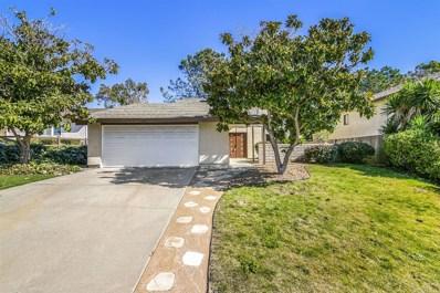 6163 Lakewood St, San Diego, CA 92122 - #: 190013458