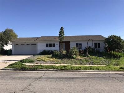 9521 Rawlins Way, Santee, CA 92071 - MLS#: 190014037