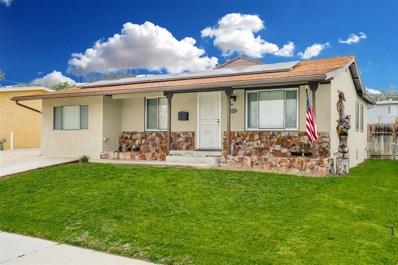 612 N Pierce St., El Cajon, CA 92020 - MLS#: 190014047
