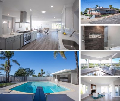 5802 Rockhurst, San Diego, CA 92120 - MLS#: 190014056