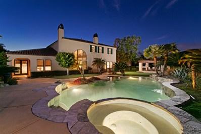 8116 Pale Moon Road, San Diego, CA 92127 - MLS#: 190014110
