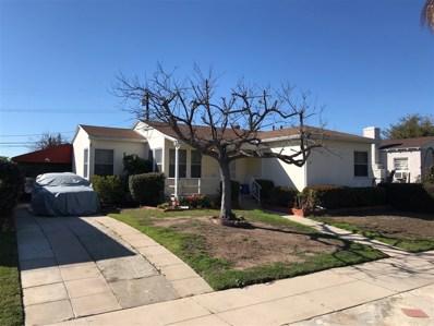 4586 Aragon Dr, San Diego, CA 92115 - #: 190014139