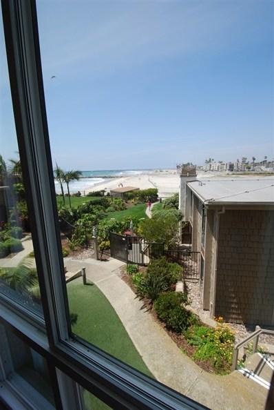 999 N Pacific St UNIT E111, Oceanside, CA 92054 - MLS#: 190014161