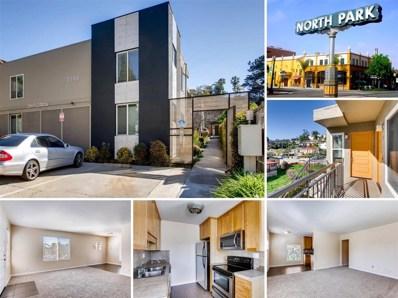 3555 Florida Street UNIT E, San Diego, CA 92104 - #: 190014169