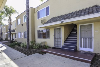 505 E Madison Ave UNIT 70, El Cajon, CA 92020 - #: 190014227