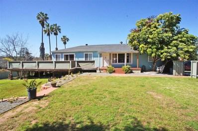 9145 Dillon Drive, La Mesa, CA 91941 - MLS#: 190014386