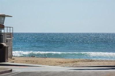 999 N Pacific St. UNIT C5, Oceanside, CA 92054 - MLS#: 190014516