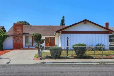 1256 Nacion Ave, Chula Vista, CA 91911 - MLS#: 190014582