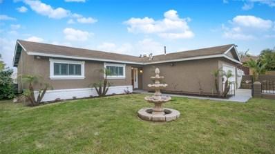 285 68th St, San Diego, CA 92114 - MLS#: 190014630