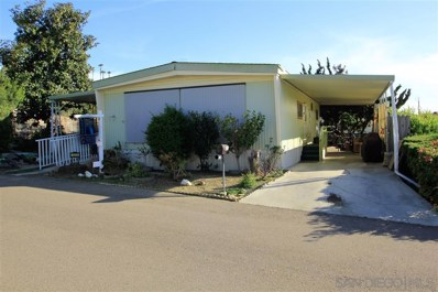 718 Sycamore Ave. UNIT 123, Vista, CA 92083 - MLS#: 190015127