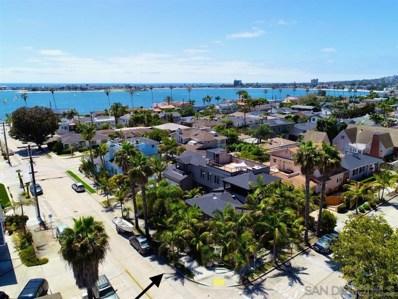 3506 Promontory Street, Pacific Beach, CA 92109 - MLS#: 190015234
