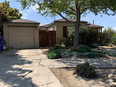 4984 W Mountain View Dr., San Diego, CA 92116 - #: 190015289