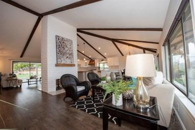 344 Merrywood Lane, Escondido, CA 92025 - MLS#: 190015399