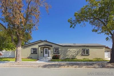 4821 Winona, San Diego, CA 92115 - #: 190015516