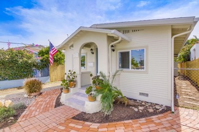 3211 Lincoln Ave, San Diego, CA 92104 - MLS#: 190015793