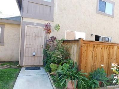 1356 W San Ysidro Blvd UNIT C, San Ysidro, CA 92173 - MLS#: 190016086