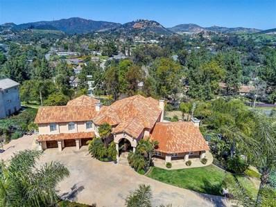 3420 Sagewood Hills Rd., Vista, CA 92084 - MLS#: 190016120