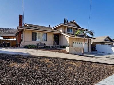 474 E J St, Chula Vista, CA 91910 - MLS#: 190016188