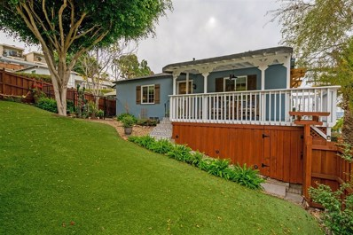 1601 Chalmers Street, San Diego, CA 92103 - #: 190016400