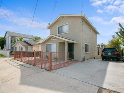 426 E Plaza Blvd, National City, CA 91950 - MLS#: 190016421