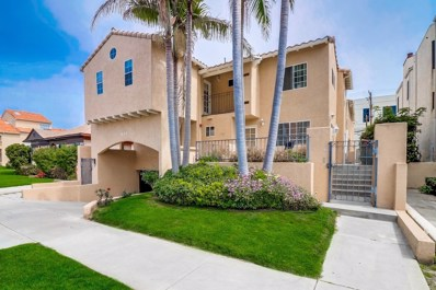 3635 3rd Ave UNIT 4, San Diego, CA 92103 - #: 190016455