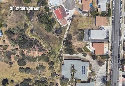 3802 49Th St, San Diego, CA 92105 - MLS#: 190016562
