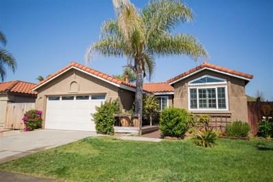 4974 Lake Park Ct, Fallbrook, CA 92028 - MLS#: 190016709