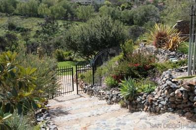 7977 Camino De La Dora, Rancho Santa Fe, CA 92067 - MLS#: 190016967