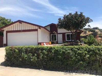 1468 Leaf Terrace, San Diego, CA 92114 - #: 190017009