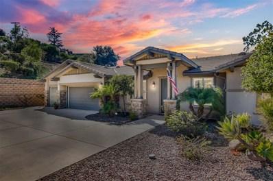 2503 Emerald Oaks Gln, Escondido, CA 92027 - MLS#: 190017105