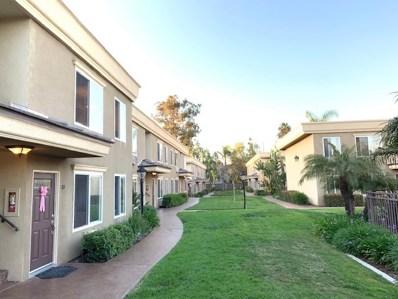 792 Avocado Ave UNIT 43, El Cajon, CA 92020 - MLS#: 190017112