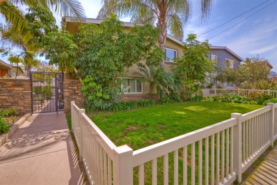 2019 1\/2 Oliver Ave, Pacific Beach, CA 92109 - MLS#: 190017216