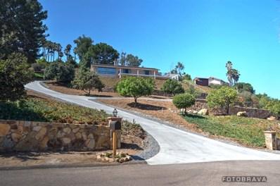 1661 Via Allondra, San Marcos, CA 92078 - MLS#: 190017349