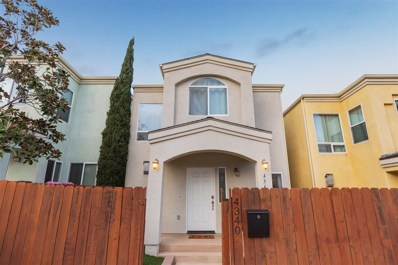 4340 Mentone St, San Diego, CA 92107 - MLS#: 190017435