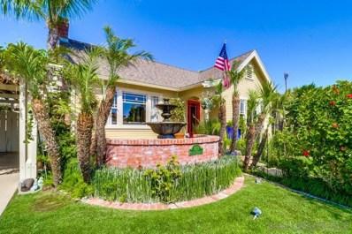 5012 Hawley Blvd, San Diego, CA 92116 - MLS#: 190017673