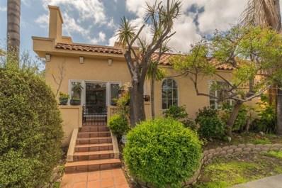 2233 Hickory St, San Diego, CA 92103 - #: 190017900