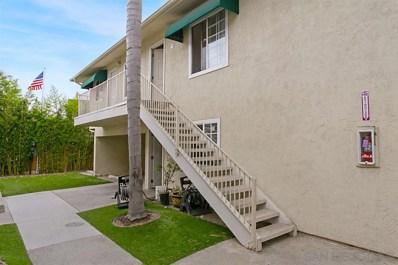 2217 Burroughs St UNIT 7, San Diego, CA 92111 - #: 190018257
