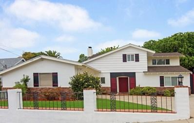 7930 Wetherly Street, La Mesa, CA 91941 - MLS#: 190018332