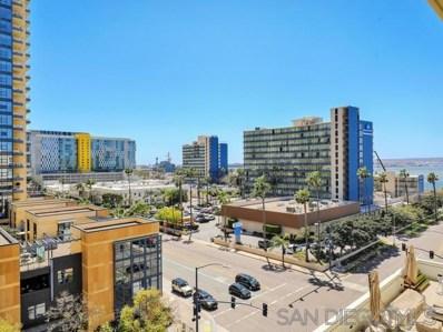 1431 Pacific Highway UNIT 807, San Diego, CA 92101 - #: 190018527