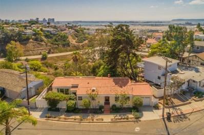 3873 Pringle St, San Diego, CA 92103 - #: 190018875