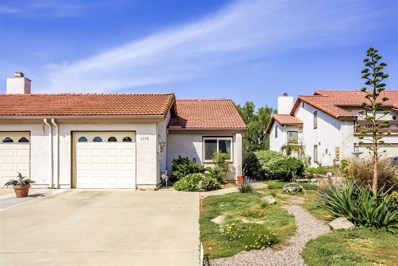 2158 Warwood Ct., El Cajon, CA 92019 - #: 190019040