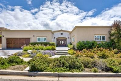 1031 La Jolla Rancho Rd, La Jolla, CA 92037 - #: 190019564