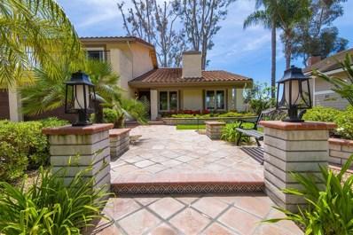 614 Santa Alicia, Solana Beach, CA 92075 - MLS#: 190019712