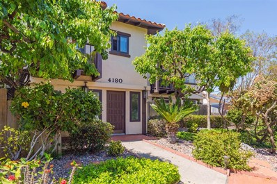 4180 Cleveland Ave UNIT 12, San Diego, CA 92103 - #: 190020008